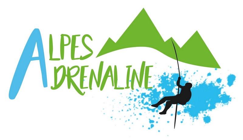 Logo Alpes Adrénaline